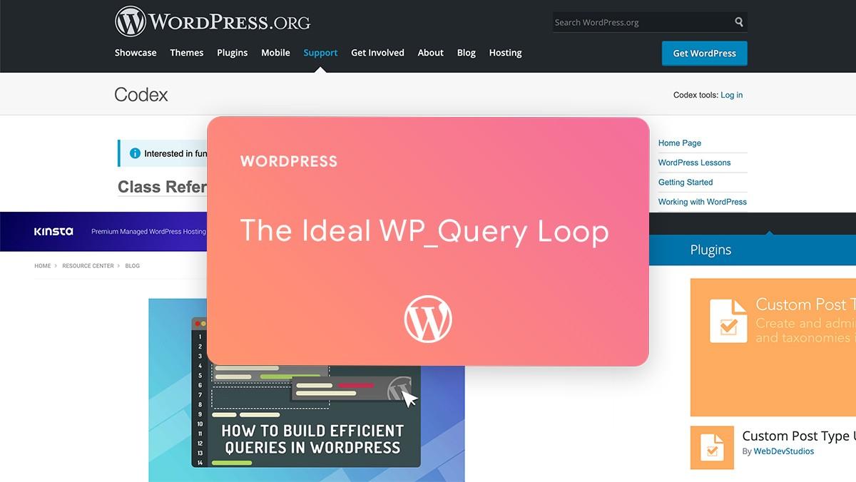 wp loop میز وردپرس