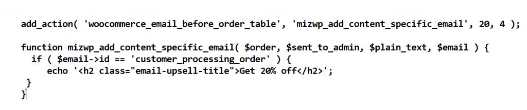 code میز وردپرس