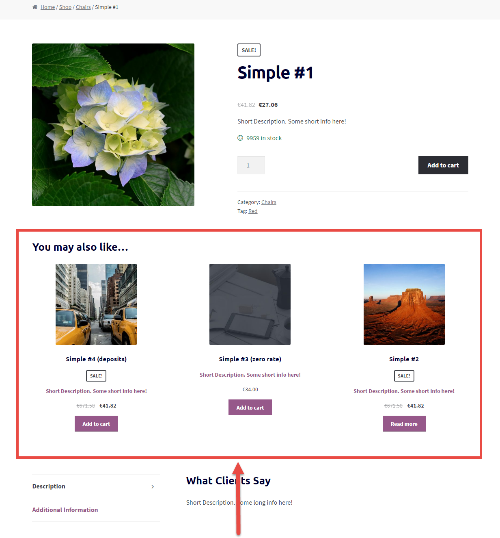 woocommerce move upsells single product page میز وردپرس